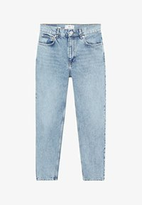 Mango - Jeans Tapered Fit - medium blue - 6