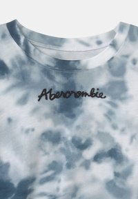 Abercrombie & Fitch - T-Shirt print - blue - 2