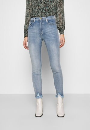 REBECA EDGE - Jeans slim fit - light-blue denim