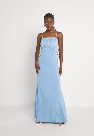 POPPY DRESS - Suknia balowa - cornflour blue