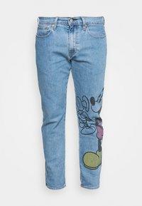 DISNEY MICKEY AND FRIENDS 502™  - Straight leg jeans - indigo denim