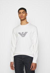 Emporio Armani - Sweatshirt - WHITE - 0