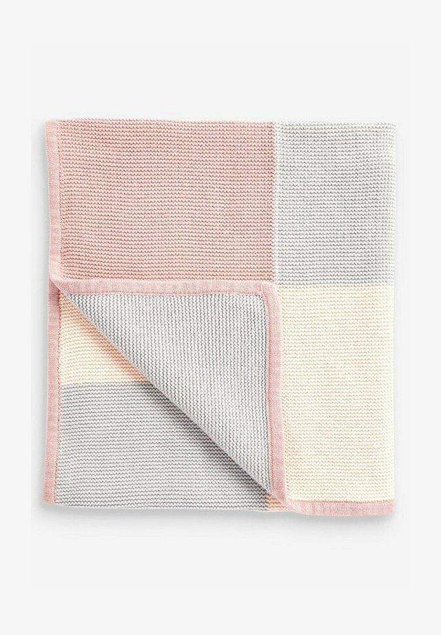 Dětská deka - pink