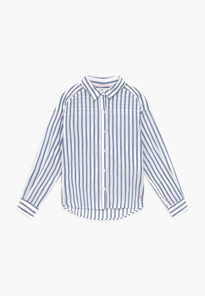 Pepe Jeans - FRANCIS - Button-down blouse - light blue