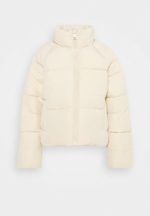 SUE JACKET - Winter jacket - beige
