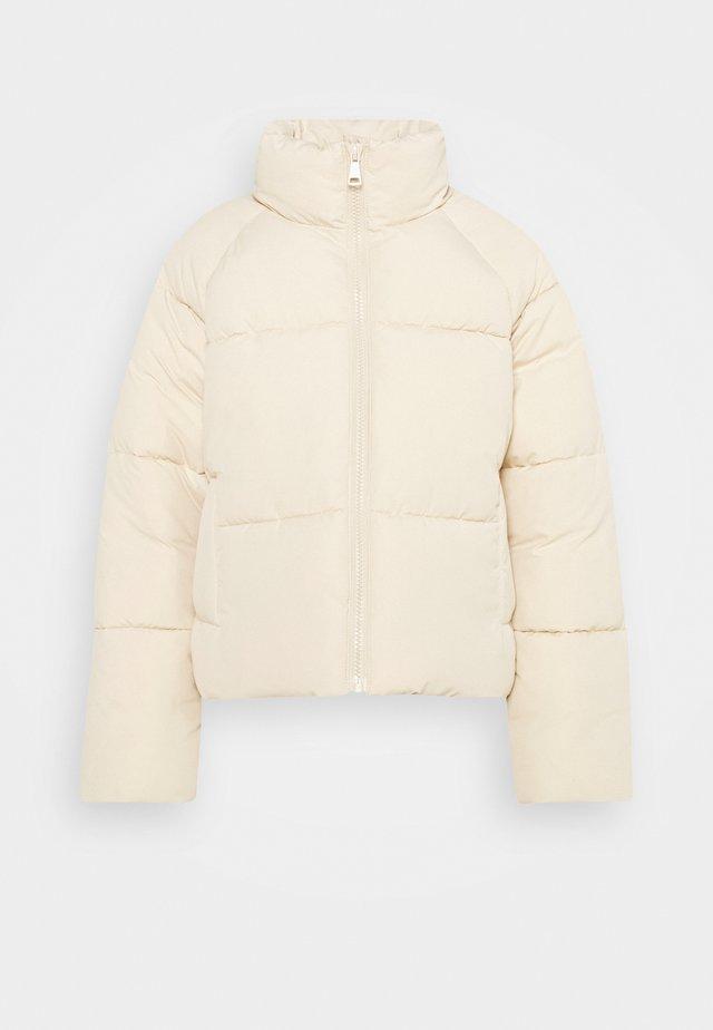 SUE JACKET - Winter jacket - beige