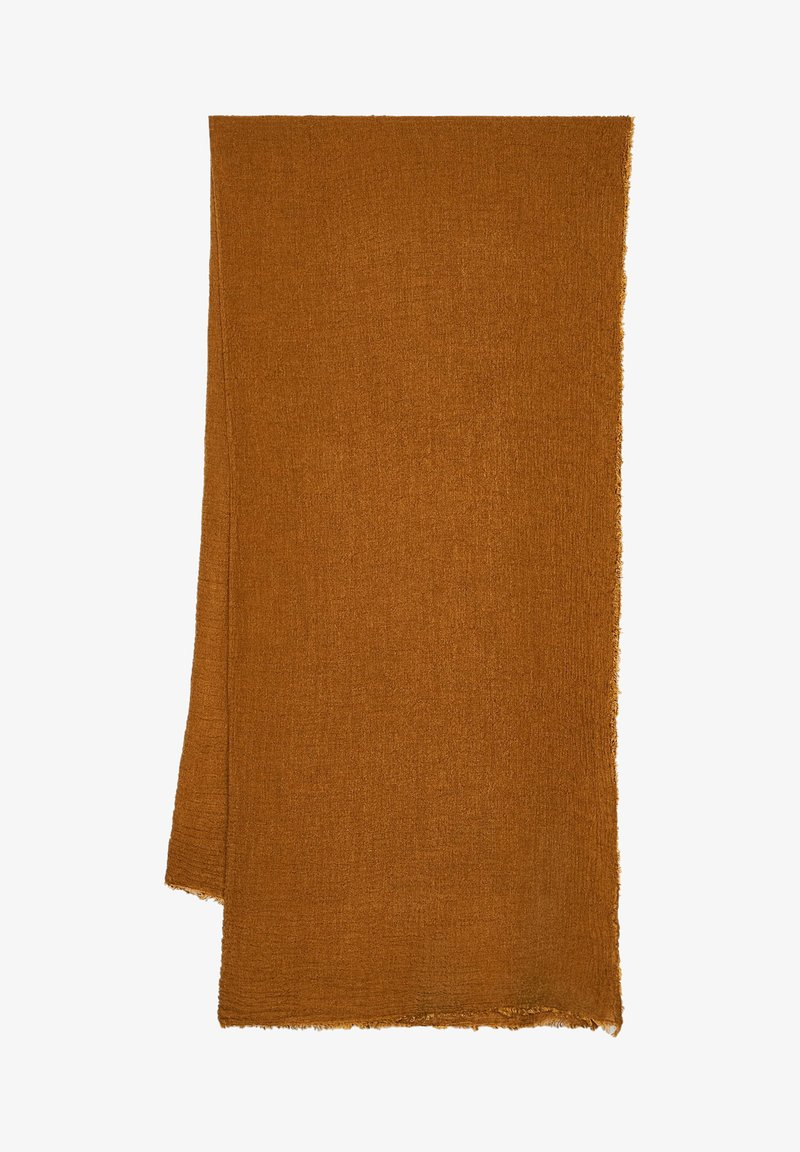 someday. - Scarf - brown