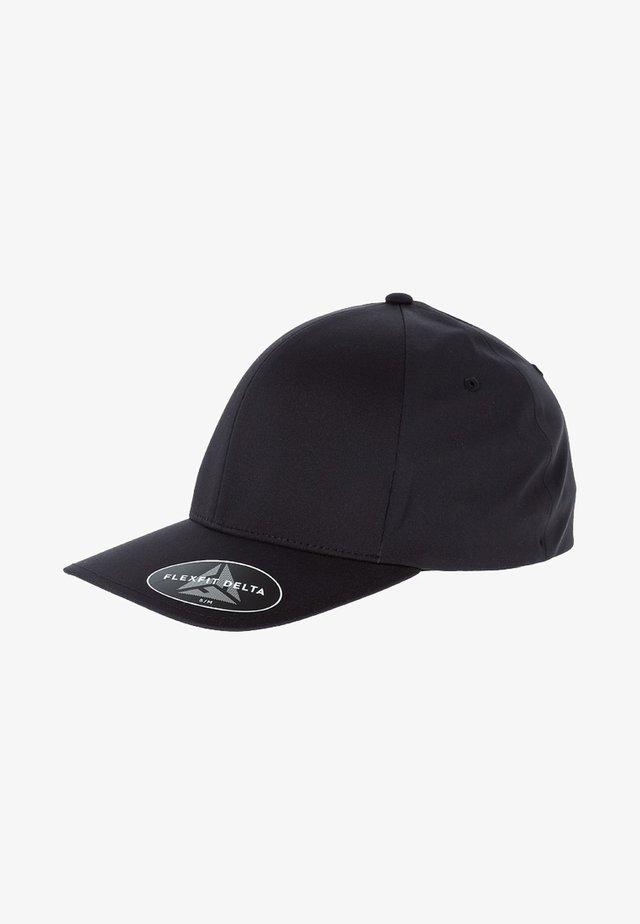 CAP DELTA - Lippalakki - black