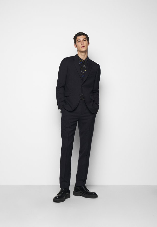 GENTS TAILORED FIT BUTTON SUIT - Completo - dark blue