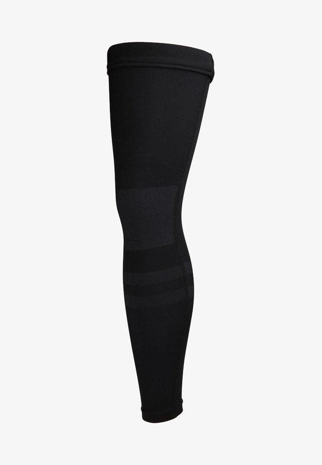 SEAMLESS LEG WARMER 2.0 - Leg sleeves - black