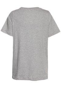 Nike Sportswear - T-shirts print - dark grey heather - 1