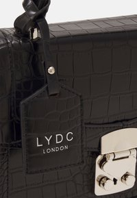 LYDC London - HANDBAG - Handbag - black - 3