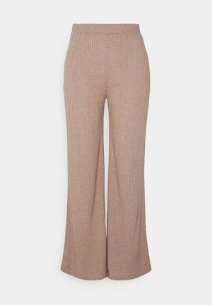 PANTS - Pantalon classique - warm taupe