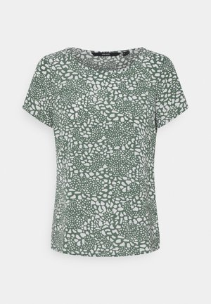 VMSAGA - Print T-shirt - laurel wreath/danna