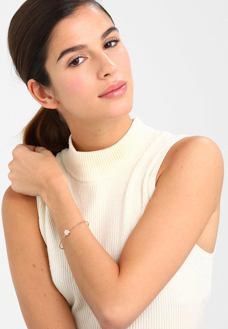 Femme ELVAS MINI BUTTON ULTRAFINE CUFF - Bracelet