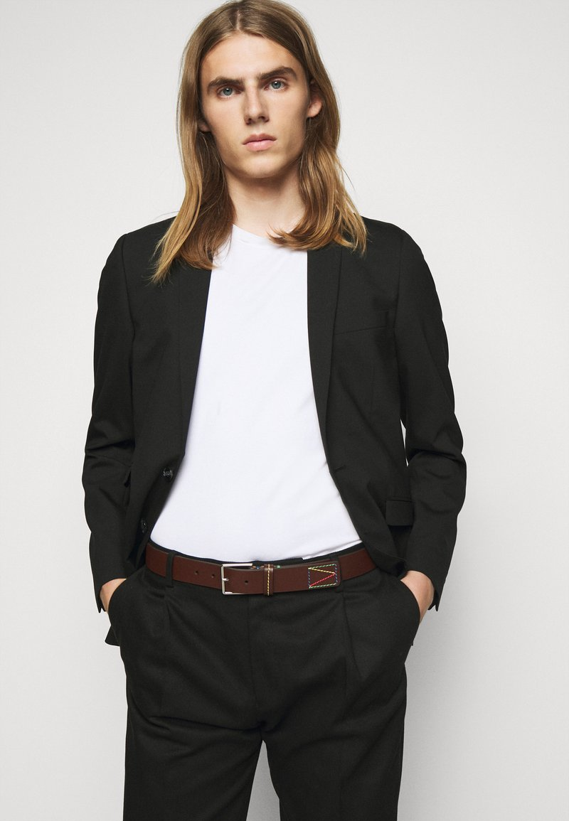 PS Paul Smith - BELT CLASSIC - Belt - brown