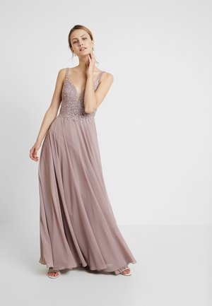 Robe de cocktail - mauve