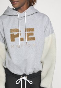 P.E Nation - DRIVE FORCE HOODIE - Hoodie - grey - 5