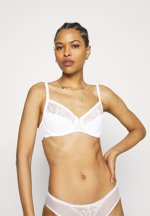 INSTANTS BRA VERY COVERING - Reggiseno con ferretto - white