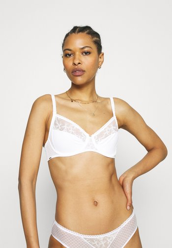 INSTANTS BRA VERY COVERING - Underwired bra - white