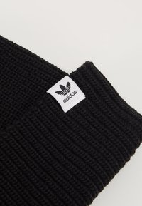adidas Originals - SHORTY BEANIE - Czapka - black