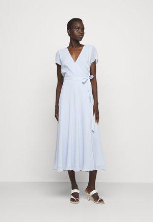 Day dress - summer aqua