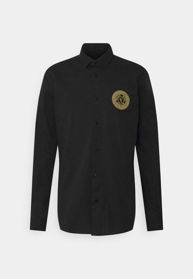 BASIC STRETCH SOFTER  - Skjorter - black