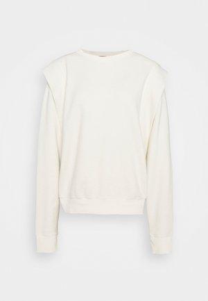 OMARIA - Sweatshirt - ecru