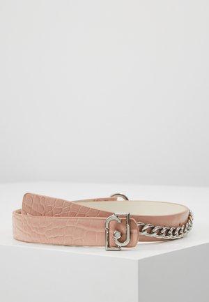 CINTURA CHAIN COCCO - Belt - rose