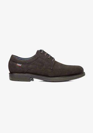 CEDRON - Zapatos de vestir - marrón oscuro
