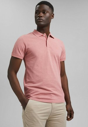 Poloshirts - coral red
