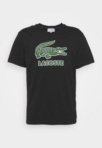 Lacoste - Print T-shirt - black - 5