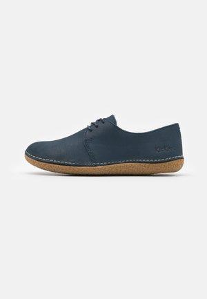 HOLSTER - Casual lace-ups - marine