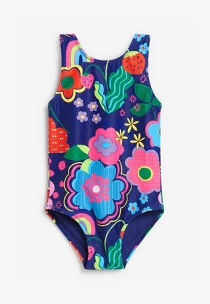 Swimsuit - dark blue