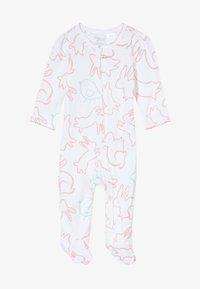 Carter's - GIRL ZGREEN BABY - Pyžamo - white/multicolor - 2
