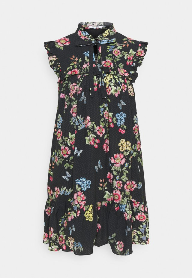 DRESS - Korte jurk - nero