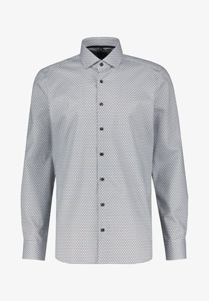 LEVEL FIVE HERREN SLIM FIT LANGARM - Shirt - nougat (24)