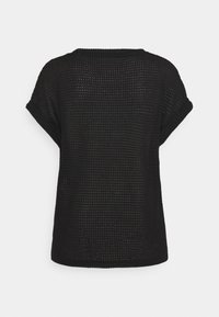 Opus - GARTENA - Print T-shirt - black - 1