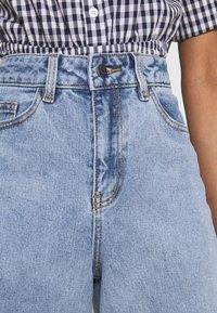 Object - OBJMARINA - Relaxed fit jeans - light blue denim - 3