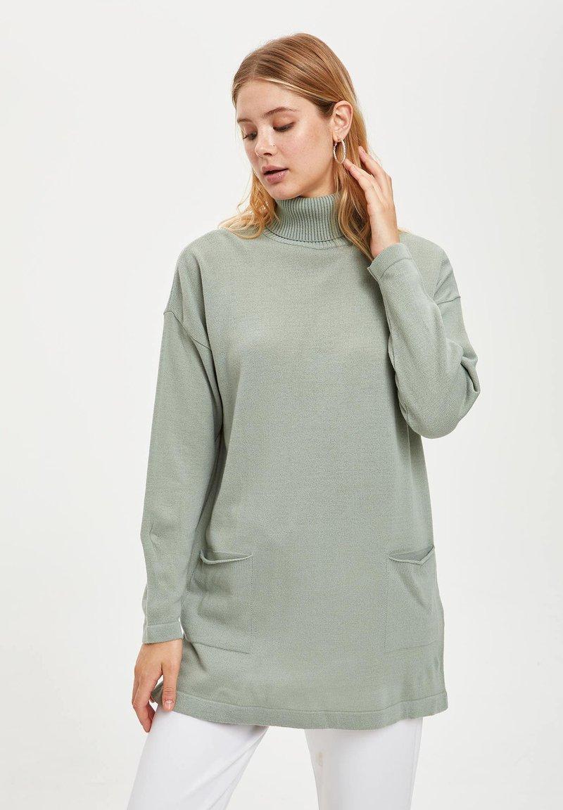 DeFacto - Jumper - turquoise