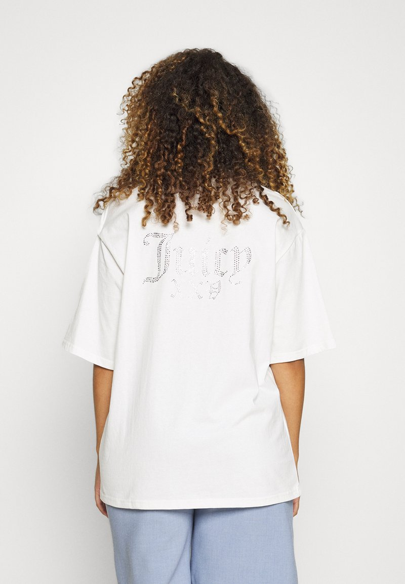 Juicy Couture - NUMERAL - T-shirt print - white
