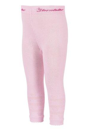 HERZEN - Leggings - Trousers - rosa