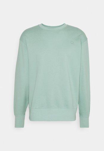 CREW UNISEX - Sweatshirt - hazy green