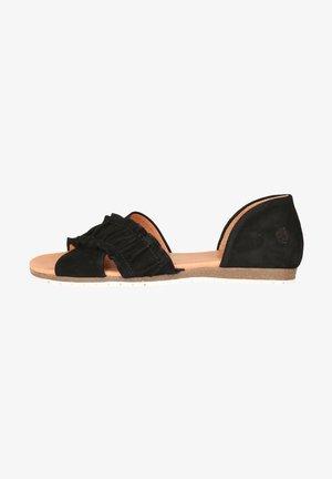CANDY - Sandals - black/black denim