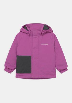 LOVIS UNISEX - Winter jacket - radiant purple