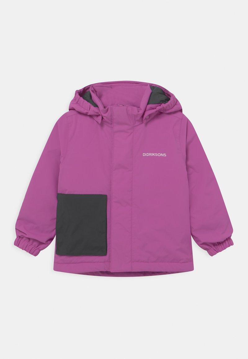 Didriksons - LOVIS UNISEX - Winter jacket - radiant purple