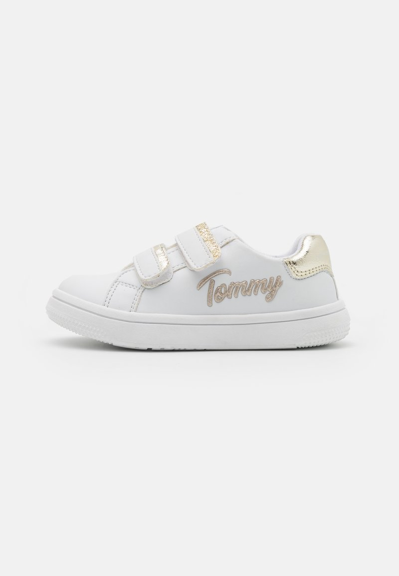 Tommy Hilfiger - Sneakers basse - white/platinum