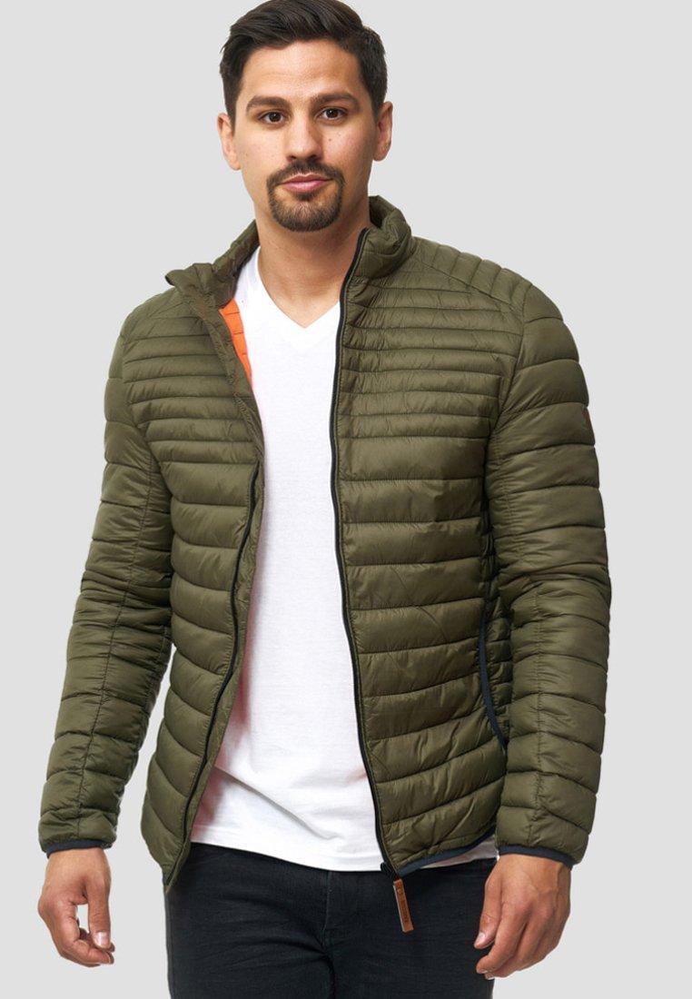 INDICODE JEANS - REGULAR FIT - Light jacket - army