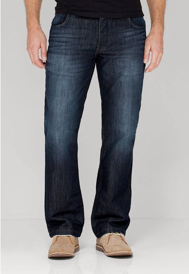 Next - Relaxed fit jeans - blue