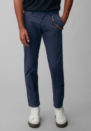 MIKKE  - Chinos - scandinavian blue